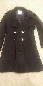 Copper Key Jackets & Coats - Copper Key black coat
